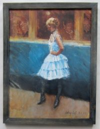Bastille Day Dancer at the French Oil 60 72 title=