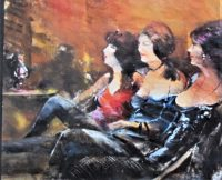 Nightwatch Oil Board 24 28 1995 Private Collection title=