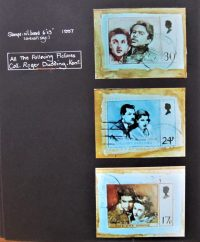 Stamps Oil 3x15 22 1997 title=